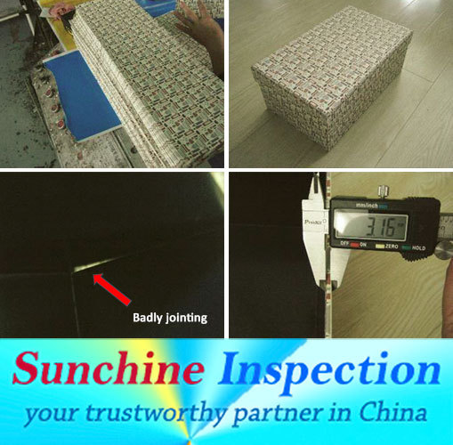 Footwear Testing, Inspection and Quality Control / Comprehensive Inspection Report