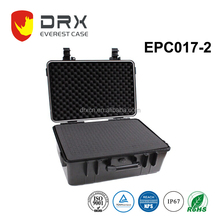 IP67 shockproof industrial protective equipment case with foam