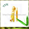 good quality bamboo toothbrush with beautiful bamboo tube