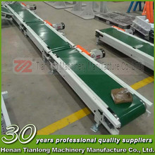 Mobile Portable Grain Loading Belt Conveyor For Grain
