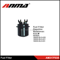 Produce filter fuel and other auto parts in high quality, factory price