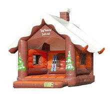 Christmas Inflatables Inflatable Bounce House Christamas Jumpers