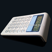 8 digits desktop calcuator LCD display