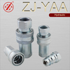 ZJ-YAA iso a tank trucks oil pipeline system quick connection hydraulic coupling