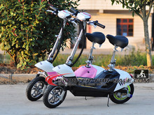 350W electric scooters for sale with seat / Anti-Stolen Safety Lock