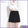 Korean Mini Skirt 2017, Wholesale New Design Lady Skirt