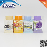 4.8oz/136g push-pull type adjustable solid gel type air freshener with citrus scent