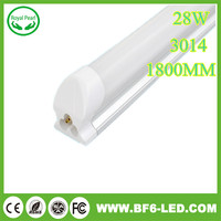 28w T8 Aluminum Alloy Housing Vertical Led Tube Light