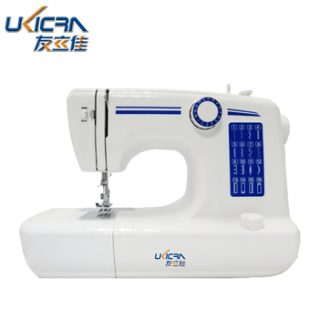 domestic sewing machine with 14 stitches UFR 611
