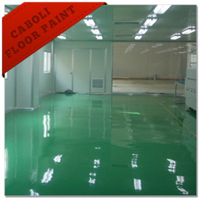Caboli industry purpose epoxy resin floor coating
