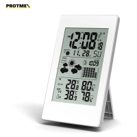 Indoor Outdoor Temperature Humidity Wireless Weather