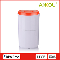 Manufacturer Supply Plastic Airtight Food Box/Airtight Food Storage Case/Airtight Food Storage Container With Lids