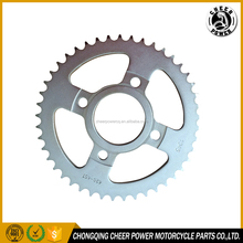 "MOTORCYCLE REAR SPROCKET 428H 45T CATALINA 428H 4H 45D""GY200"""