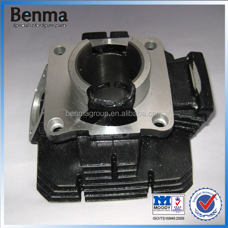 Motorcycle cylinder block for YAMAH RXS rxk115
