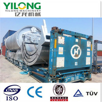 Continuous Waste Mulching Film Recycling Machine Highly Improved Working Efficiency