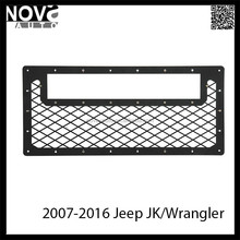Jeep Parts Front Wire Mesh Grill For Wrangler 2007-2015