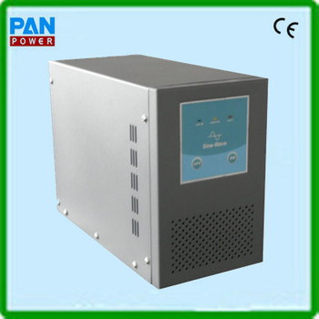 Pure Sine Wave AVR Function Home UPS 650VA 500W With CE