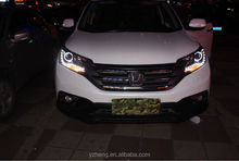2014 HONDA CRV angel eye led head light