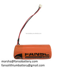 high quality long life ER18505M 3.6V 3500mAh Li-SOCL2 battery for Electricity, gas and flow instrumentation