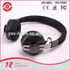 stylish foldable headband bluetooth headphone with aptx/aac supported