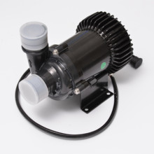 PWM or CAN control water pump manufacturer new energy vehicles water pump for EV engine coolant circulation