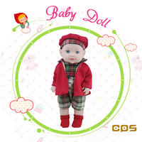 Beautiful boy doll with sound for children