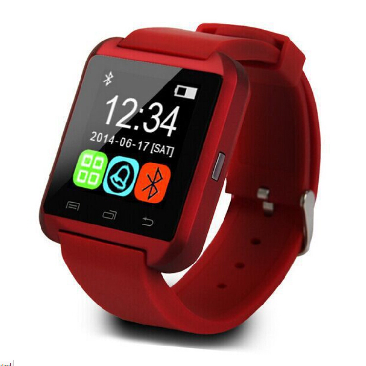 2016 HOT Android iOS U8 bluetooth smart watch
