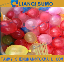 water balloons strong rubber ring no leak bunch o balloons pump