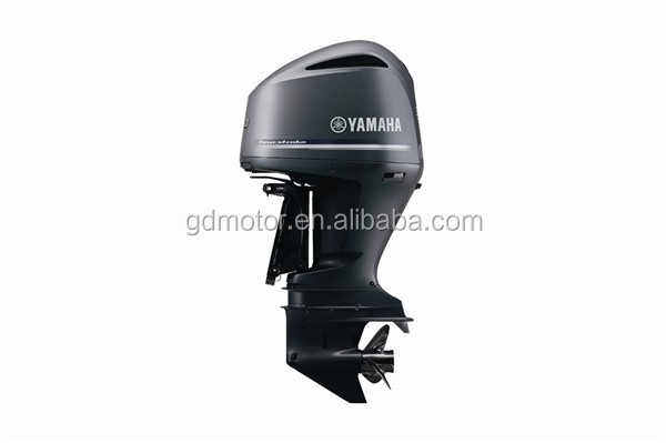 Full power outboard motor 200 hp