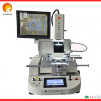 New Technology & High Automatic BGA Chips Repairing Machine For Laptop Phone Services Center Use WDS-620 With Camera Vision
