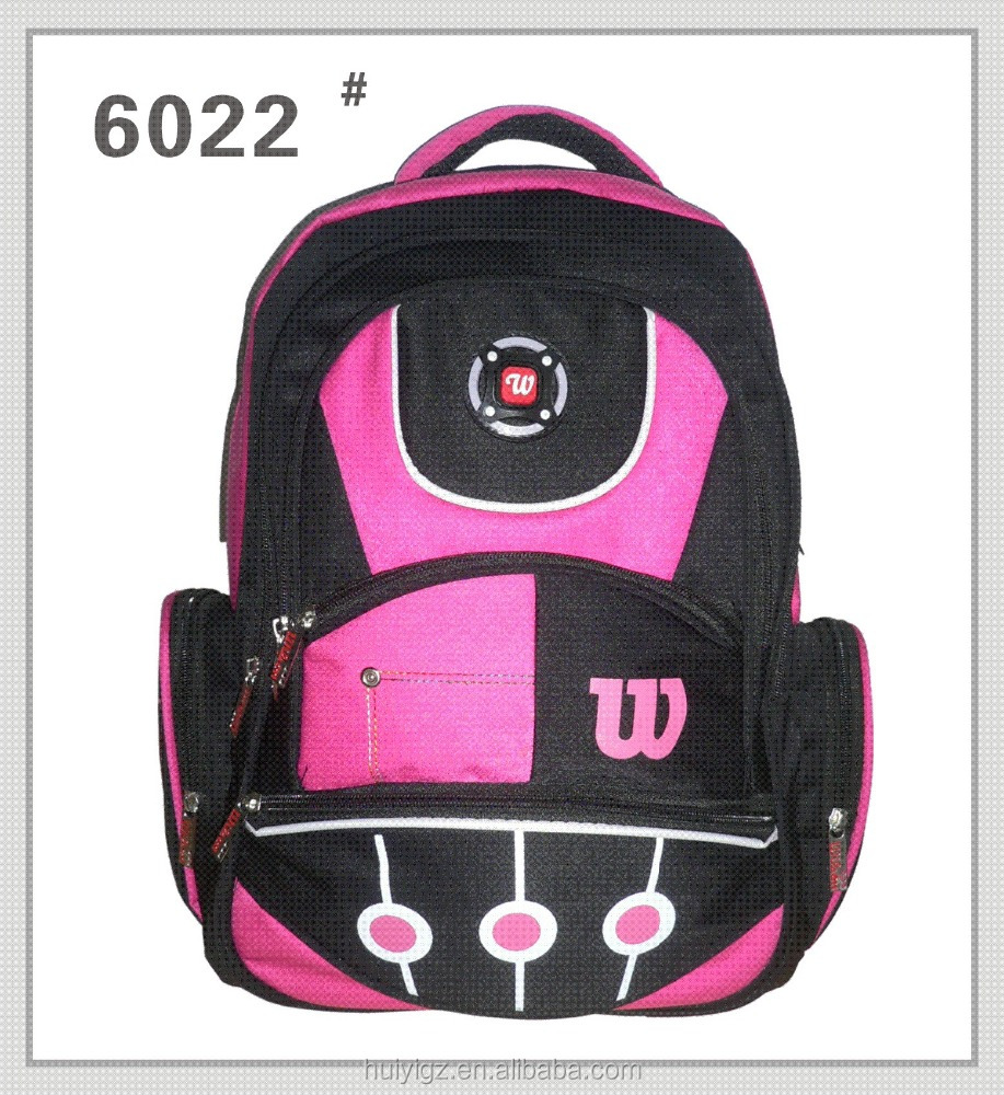 Ultra-cost-effective school bags students backpack jun students backpack junior high school students light and colorful backpack
