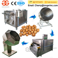 Best Quality Peanut Coating Making Machine Coated Peanuts Production Line