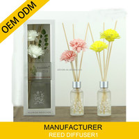 2015Y Salable Aroma Reed Diffuser Gift Set