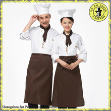 2015 China Supplier!!!Cheap Bulk Cotton Masterchef Apron