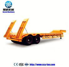 Semi-trailer landing gear/trailer accessories