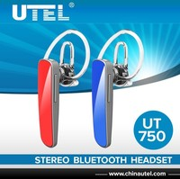 UTEL UT-750 V3.0 version with 80mAh Li-ion battery stereo bluetooth headset