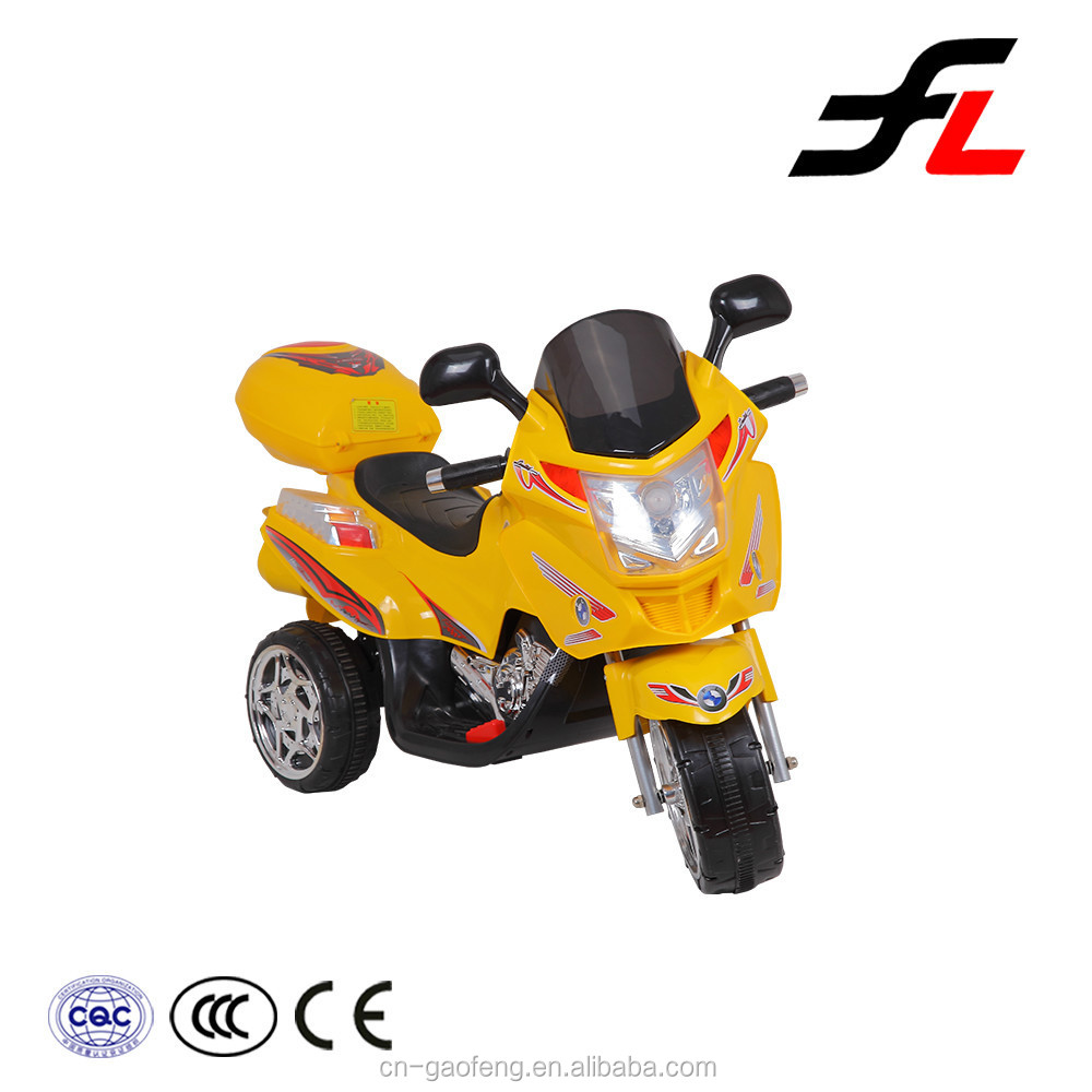 Top quality hot sale cheap price made in china 6v electric children motorcycle