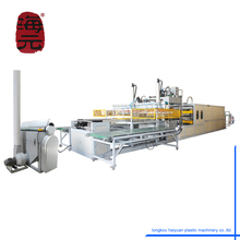 Fully Automatic Plastic Food Container Making Vacuum Forming Machine/Plastic Vacuum Machine