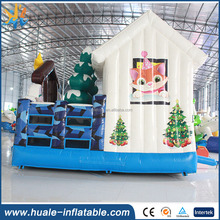 Inflatable bouncer, inflatable jumping castle, Christmas products