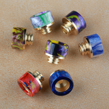 Epoxy resin 510 rda/rta/tank drip tip for smok tfv8 baby tips