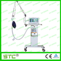 Portable medical icu ventilator
