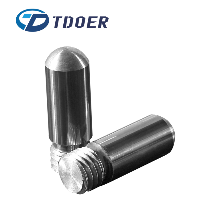 Chemical industry widely used tungsten carbide pins chemical product machine usedtungsten carbide stud pins