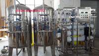 5000LPH reverse osmosis water treatment system/water purification equipment