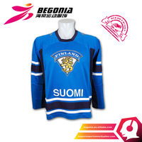 No fading Ice Hockey Jersey For Girls Ice Hockey Jersey For Store