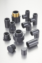 PVC PIPE FITTING ASTM SCH80 PVC FITTINGS
