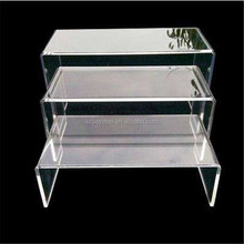 Acrylic display case tower/folding display tower
