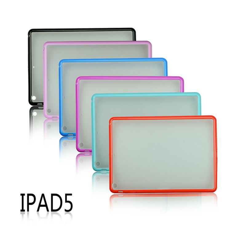 2013 PC+TPU New Design case for IPAD 5