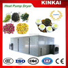 Larger Capacity heat pump dryer machine for tea leaves/ flower drying machine