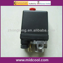 4 ports air compressor pressure regulator switch control valve pump parts