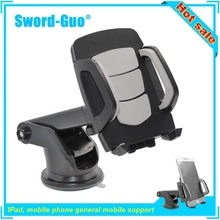 Car Cell Phone Holder With Suction Cup Flexible Car Mount Universal long pole Car Holder